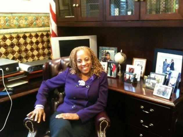 Gayle Jackson, President, DeSean Jackson Foundation