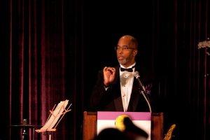 Reverend Kent Johnson, Executive Board Member