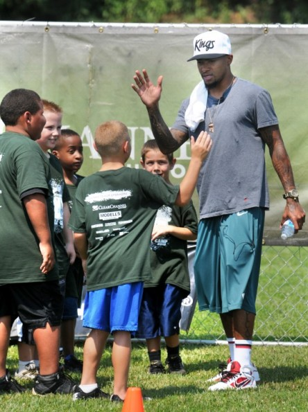 DeSean Jackson Youth Camp - Moorestown, NJ