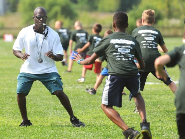 DeSean Jackson Camp - Moorestown, NJ