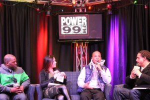 T.I Interview at Power 99