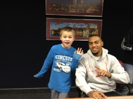DeSean and Seagraves