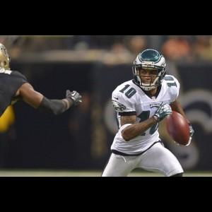 DeSean Running with Ball