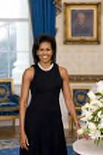 First_Lady_Michelle_Obama_Official_Portrait_2009-red