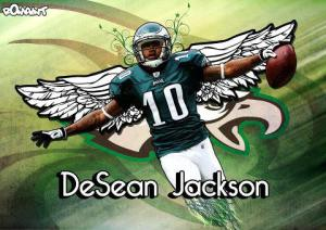 R.I.P Bryan.  Thank you for blessing me with your presence - DeSean Jackson