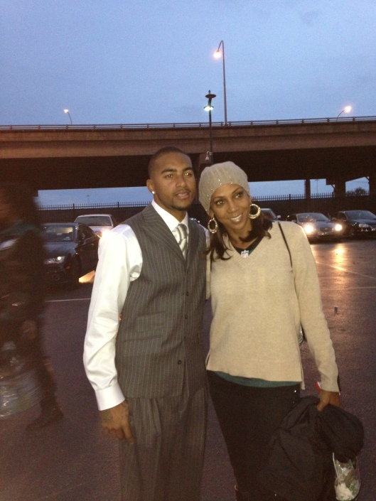 DeSean and Holly Robinson-Peete