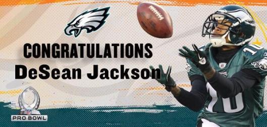 2014 Pro Bowl - DeSean Jackson