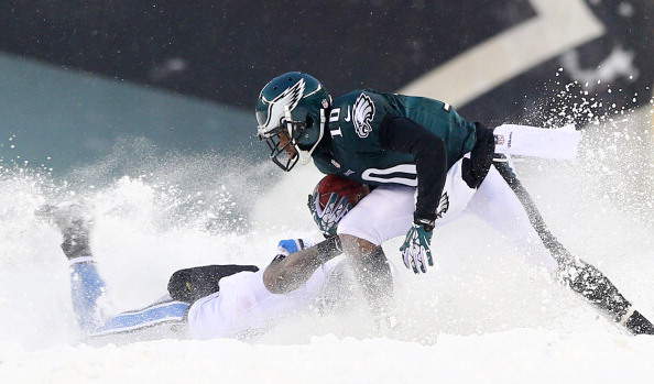 Detroit Lions v Philadelphia Eagles