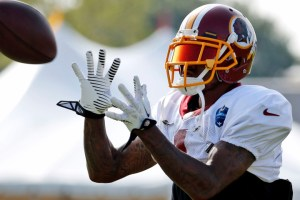 DeSean Jackson, Washington Redskins