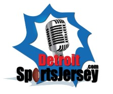 Detroit Sports Jersey Logo