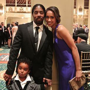 Ahmad Givens Wife