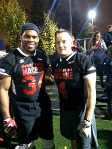 Herschel Walker and Rep. Dold