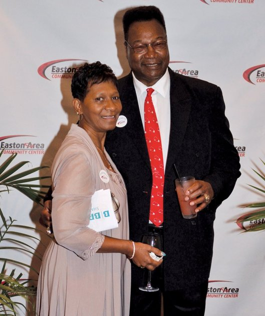 Diane and Larry Holmes