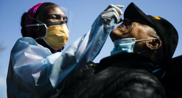 APTOPIX Virus Outbreak Pennsylvania Daily Life